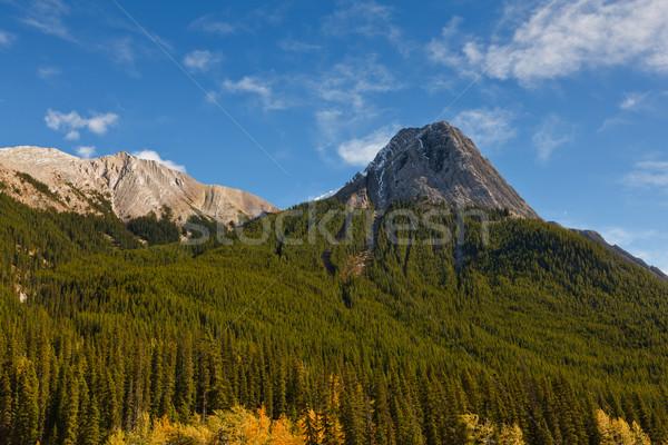 Mountain peak Stock photo © broker