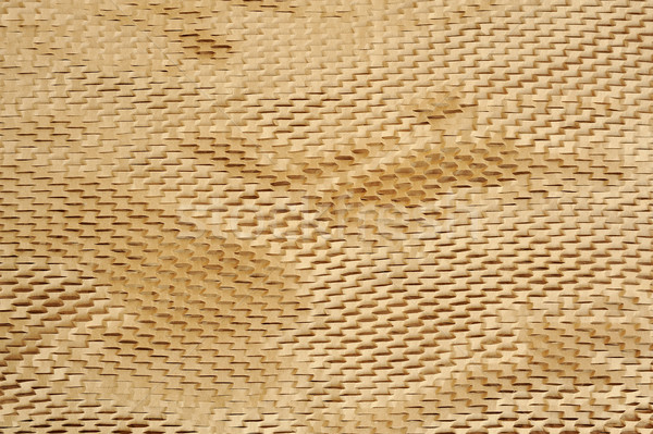 Detail of packaging paper texture - background Stock photo © brozova