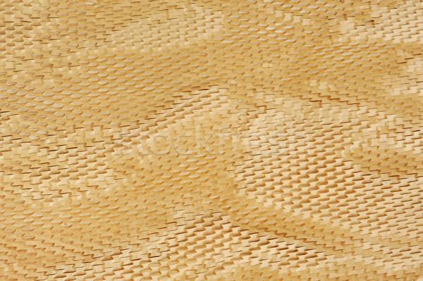 Detail verpakking Papierstructuur textuur achtergrond papieren Stockfoto © brozova
