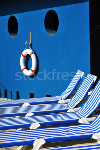 Yer başvurmak madeira plaj Bina Stok fotoğraf © brozova