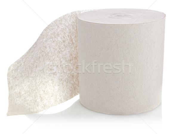 Simple toilet paper Stock photo © brulove