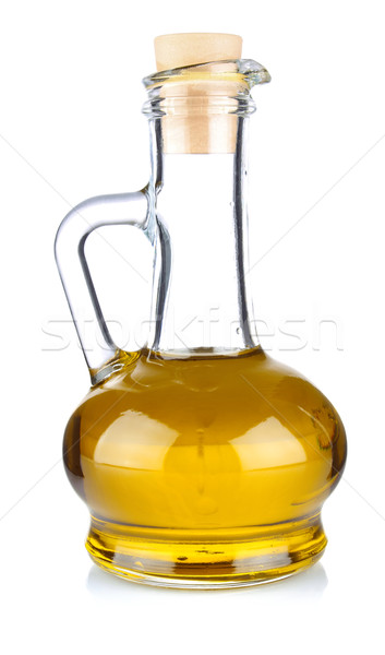 olive oil in the bottle Stock photo © brulove