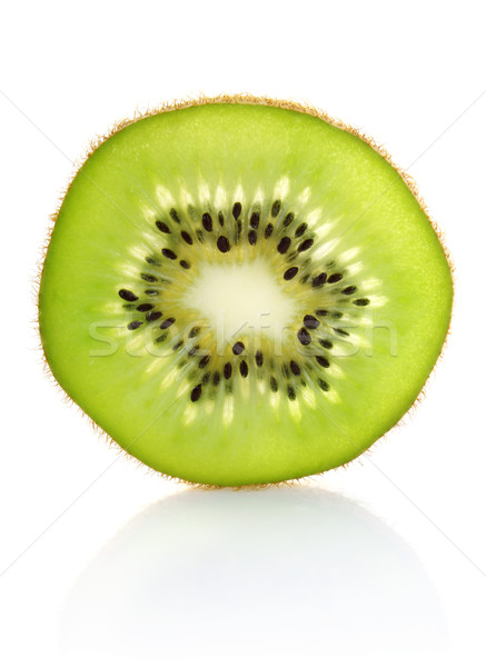 juicy segment kiwi Stock photo © brulove