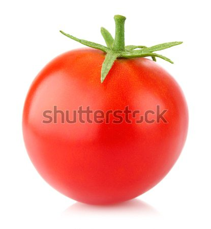 ripe tomato Stock photo © brulove