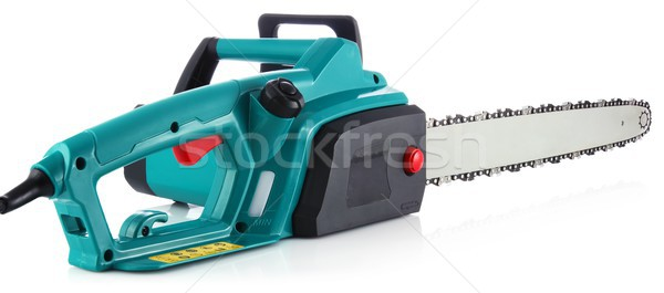 electric saw Stock photo © brulove