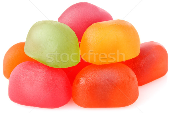 colour candy of gelatin Stock photo © brulove