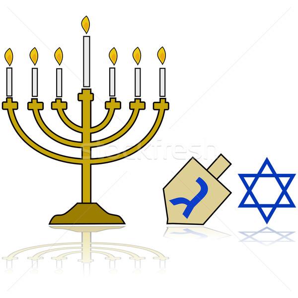 Hanukkah Stock photo © bruno1998