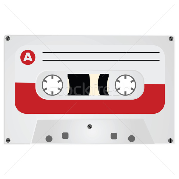 Audio cassette Stock photo © bruno1998