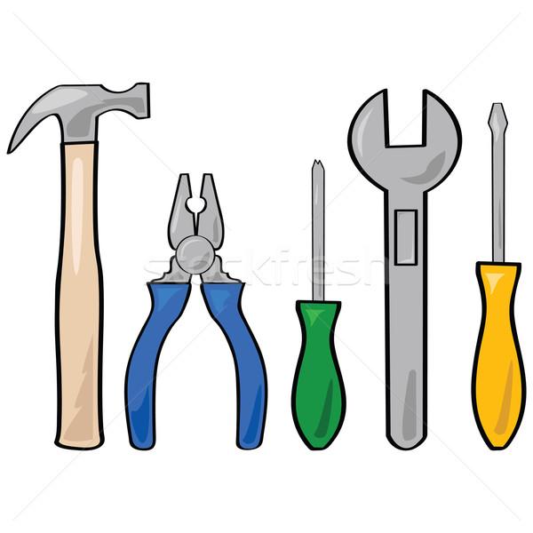Tools Stock photo © bruno1998