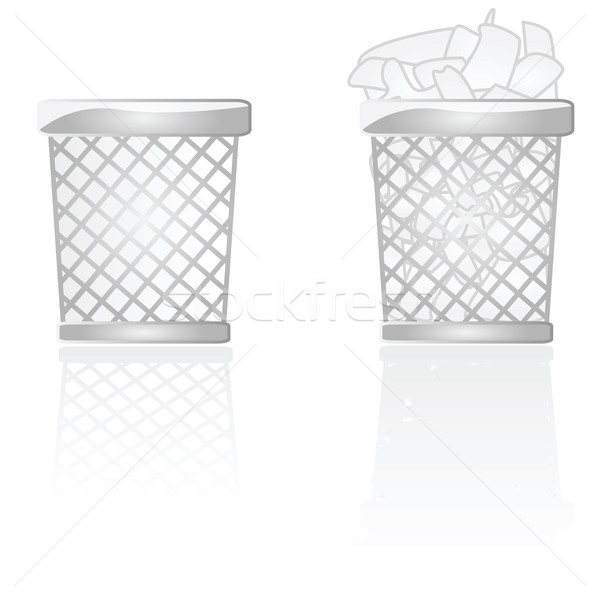 Garbage cans Stock photo © bruno1998