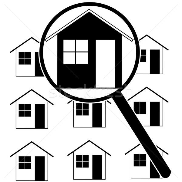Home search Stock photo © bruno1998