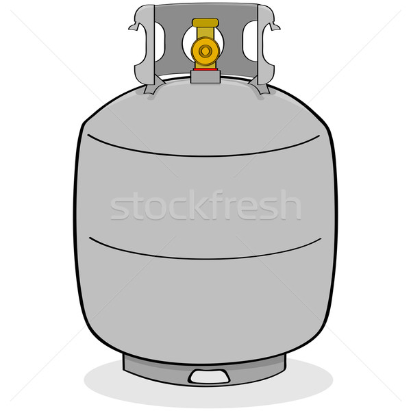 Propane tank Stock photo © bruno1998