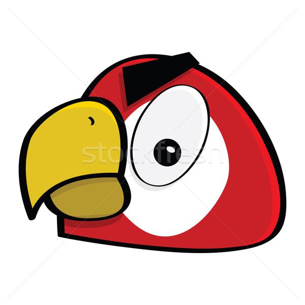 Crazy macaw Stock photo © bruno1998