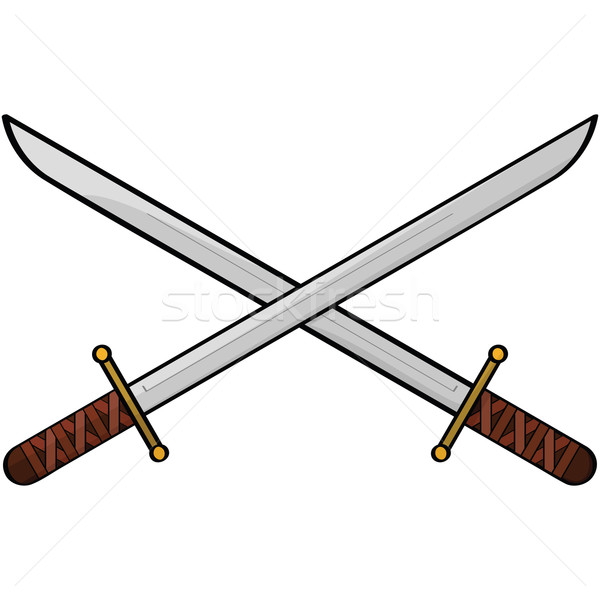 Swords Stock photo © bruno1998