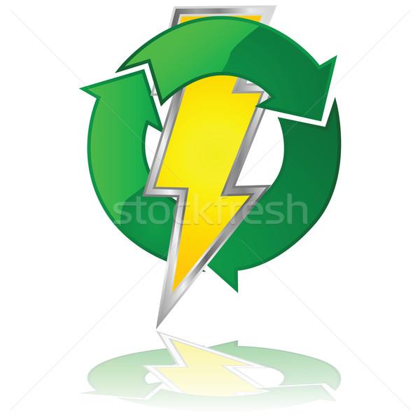Reusable energy Stock photo © bruno1998