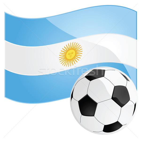 Argentina soccer Stock photo © bruno1998