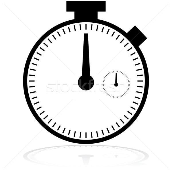 Chronometer icon Stock photo © bruno1998