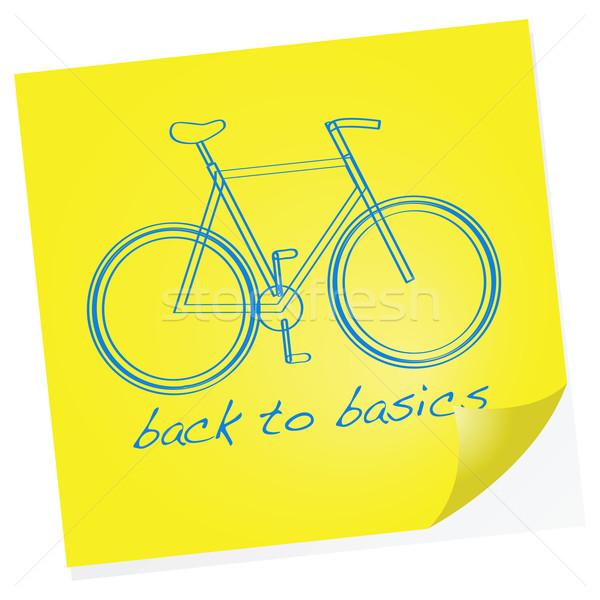 Back to basics Stock photo © bruno1998
