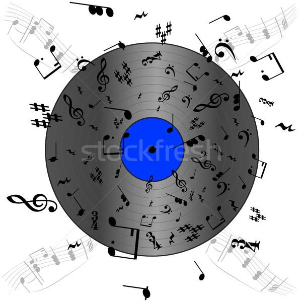 Music record Stock photo © bruno1998