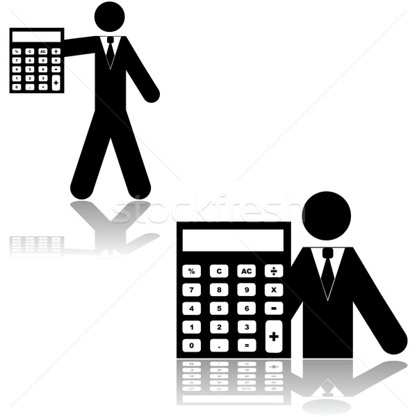Tax accountant Stock photo © bruno1998