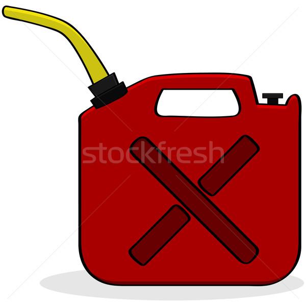 Emergency fuel supply Stock photo © bruno1998