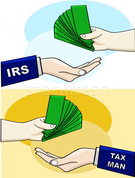 Tax man Stock photo © bruno1998
