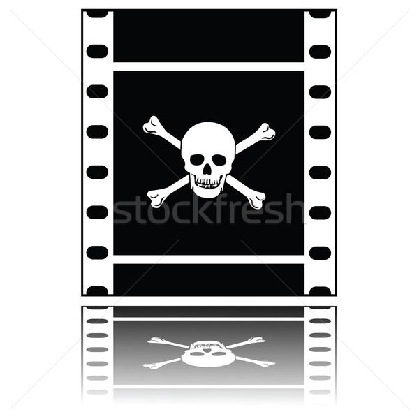 Pirated movie Stock photo © bruno1998