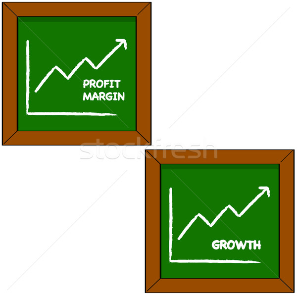 Profit and growth Stock photo © bruno1998