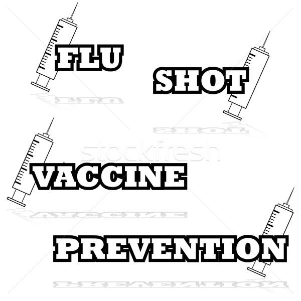 Vaccines Stock photo © bruno1998