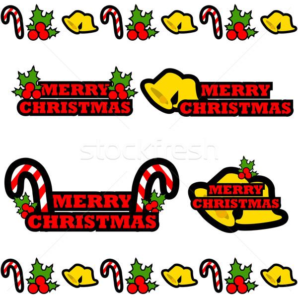 Merry Christmas Stock photo © bruno1998