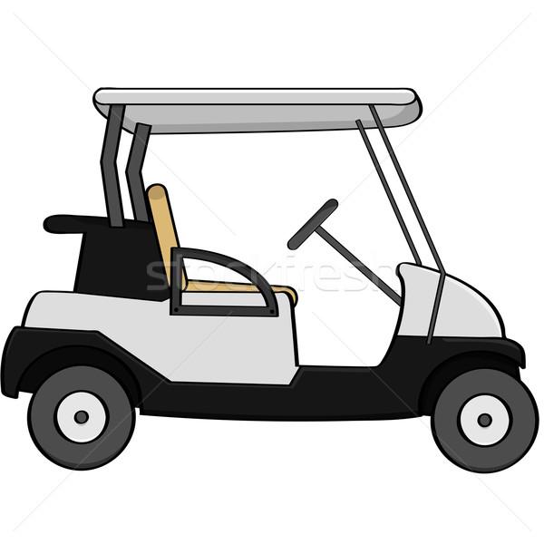 Golf cart Stock photo © bruno1998