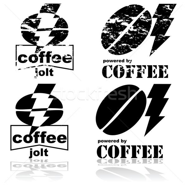 Coffee jolt Stock photo © bruno1998