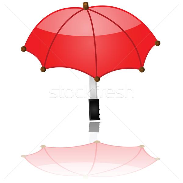 Glossy umbrella Stock photo © bruno1998