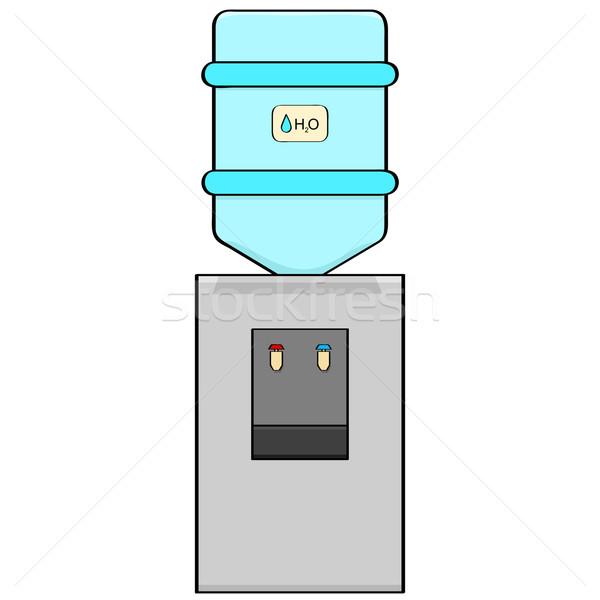 Water cooler Stock photo © bruno1998