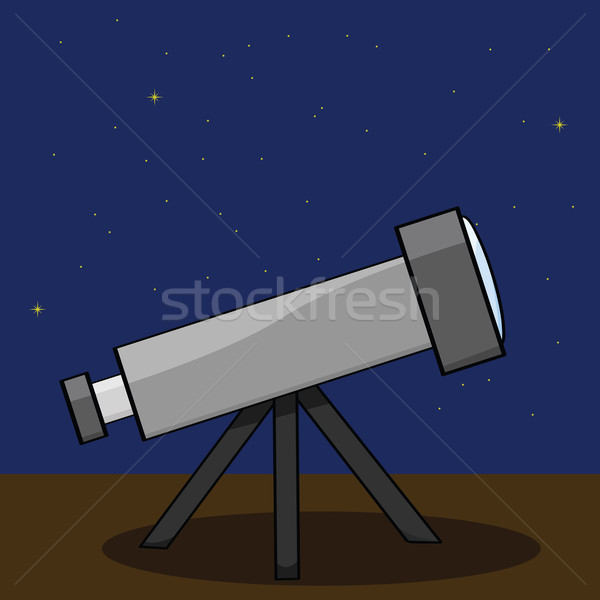 Telescope Stock photo © bruno1998