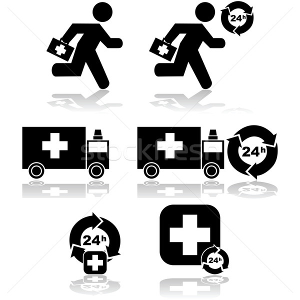 Emergency care Stock photo © bruno1998