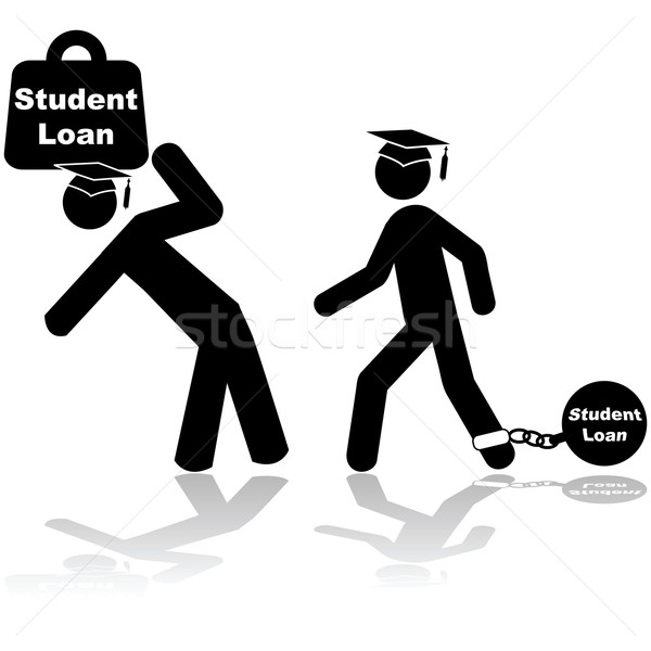 Student loan Stock photo © bruno1998