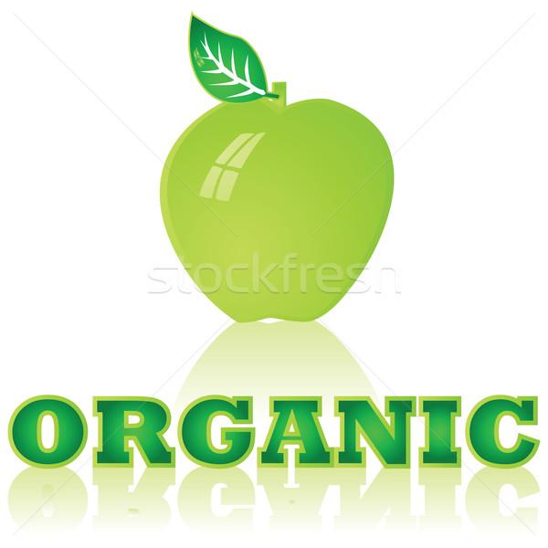 Organic apple Stock photo © bruno1998