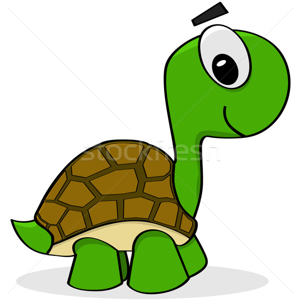 Cartoon turtle Stock photo © bruno1998