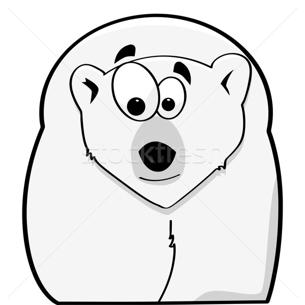 Polar bear Stock photo © bruno1998