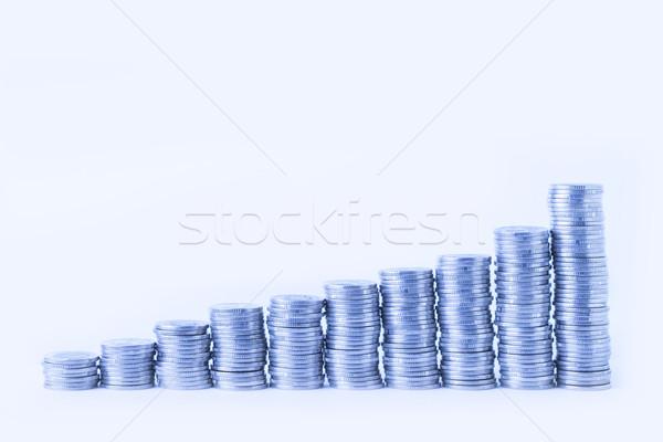 Tasarruf kazanç finansal kumbara para Stok fotoğraf © BrunoWeltmann