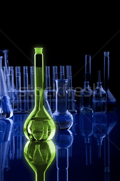 Magic Fluids Stock photo © BrunoWeltmann