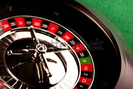 Stock photo: Roulette!