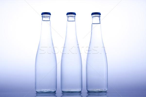 Water bottles Stock photo © BrunoWeltmann