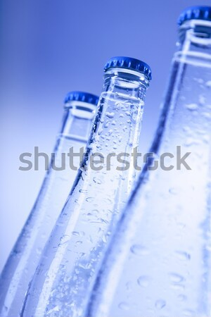 Stock photo: Freah drinking water