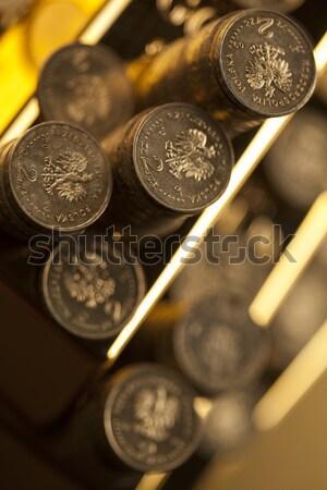 Gold bars! Money and financial Stock photo © BrunoWeltmann
