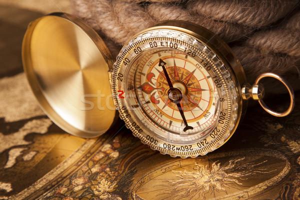 Navigation Equipment Stock photo © BrunoWeltmann