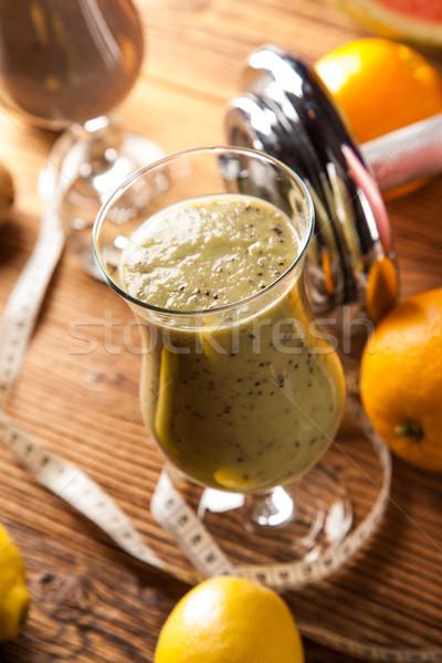健康食 タンパク質 果物 スポーツ フィットネス 水 ストックフォト © BrunoWeltmann