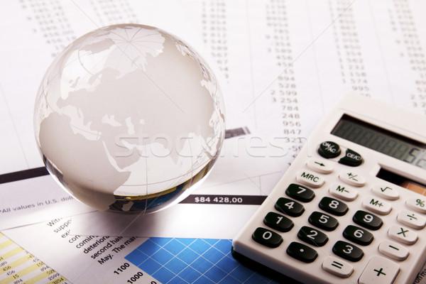 Business and money concept Stock photo © BrunoWeltmann