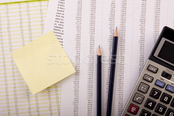 Business Concept Stock photo © BrunoWeltmann